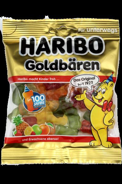 Haribo Goldbären 100g   Karton à 30 Stück