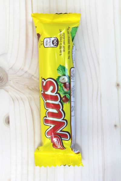 Nuts 42g | Karton à 24 Stück