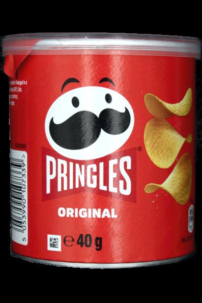 Pringles Original 40g | Karton à 12 Stück