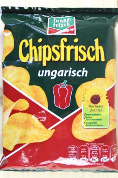 Funny Frisch Chipsfrisch 30g | Karton à 30 Stück