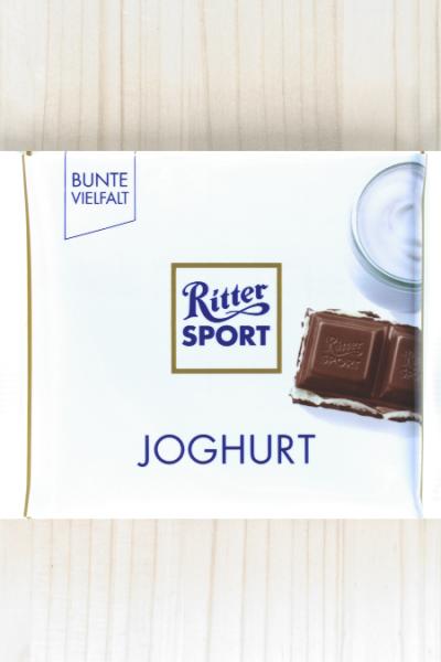 Ritter Sport Joghurt 100g | Karton à 12 Stück