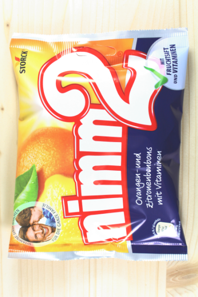 Nimm2 Bonbon 145g | Karton à 15 Stück