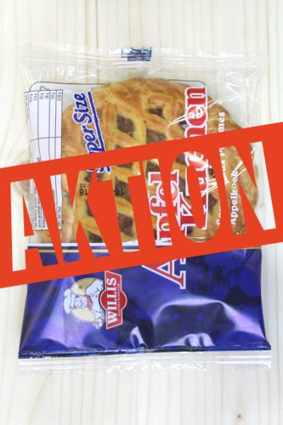 AKTION: Apfel-Kuchen 100g | Karton à 24 Stück