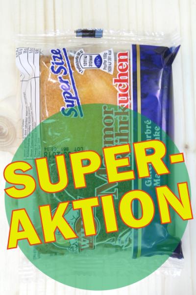 SUPER-AKTION: Marmor Rührkuchen 80g | Karton à 30 Stück