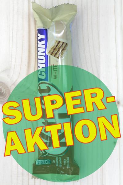 SUPER-AKTION: KitKat Chunky White 40g | Karton à 24 Stück