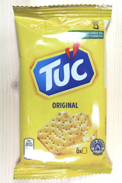 TUC Original 21g | Karton à 24 Stück
