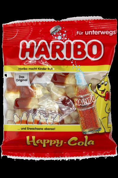 Haribo Happy Cola 100g | Karton à 30 Stück